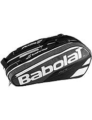 Babolat Rh X 9 Pure Fundas para Raquetas de Tenis, Unisex Adulto, Gris, Talla Única