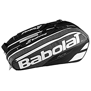 Babolat – Pure Racket Holder X9 Tennistasche (schwarz/grau)