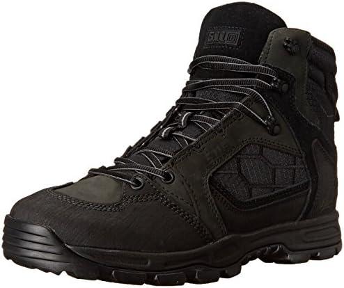 5.11 Tactical - Botas para hombre, color negro, talla 44
