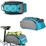 Roswheel Cycling Bicycle Bag Bike Outdoor Travel Rear Seat Bag Pannier 13L