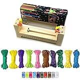 HONGCI Jig Bracelet Maker Set-10Côté Libération Plastique Boucles et...