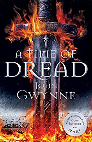 book cover of A Time of Dread