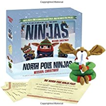North Pole Ninjas: MISSION: Christmas! by Tyler Knott Gregson (2016-10-18)
