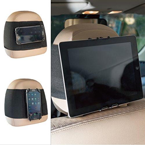 baby 1st Universal Tablet Auto/Kopfstütze Halterung/Cradle/Halter für iPad Mini|iPhone| Kindle fire| Samsung Galaxy| Nexus| lg| Huawei| Honor| HTC| Smartphone Halter.