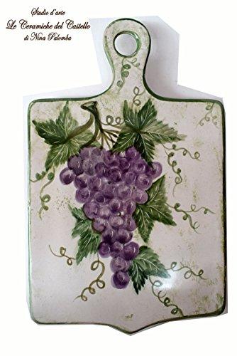 trivet-cuisine-ligne-raisin-blue-cramique-peint-la-main-le-ceramiche-del-castello-made-in-italy-pice