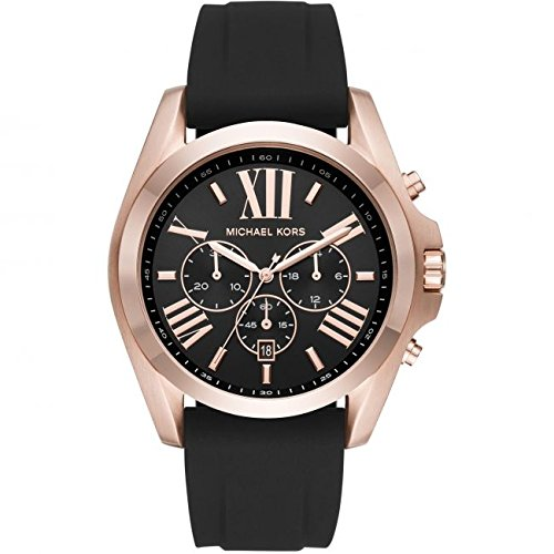 Mens Michael Kors Bradshaw Chronograph Watch MK8559
