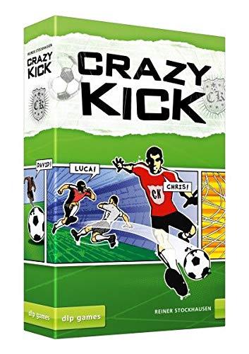 dlp games DLP00020 Crazykick, Spiel