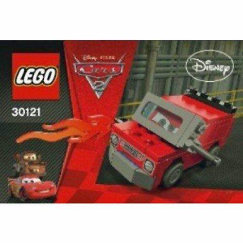 LEGO Cars 2: Gremlin In Welding Gear Setzen 30121 (Beutel) (Cars Disney Lego-sets)
