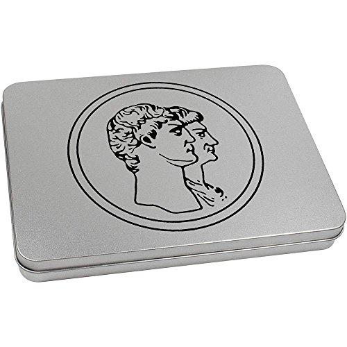 'Römische Münze' Blechdose / Aufbewahrungsbox (TT00083084) (Römisch Make Up)