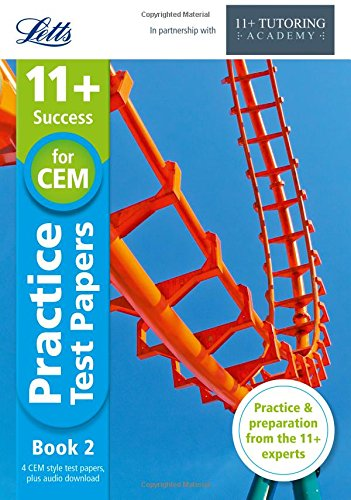 11-practice-test-papers-book-2-inc-audio-download-for-the-cem-tests-letts-11-success