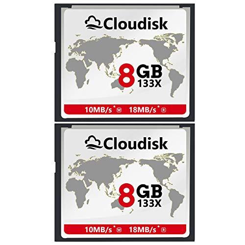 2pcs 8 GB Rendimiento De La Tarjeta De Memoria