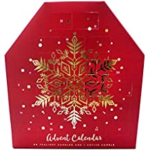 Starlytes Scented Luxury Candle Advent Calendar 2018