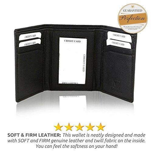Fashion-Freak-Genuine-Leather-Tri-Fold-Black-Wallet-For-Men