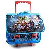 Avengers - Cartable à roulettes Team 41 CM