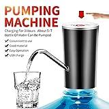 STLOVe Distributeur d'eau avec système de Pompe et Pompe à Eau USB Amovible pour Utilisation dans l'eau en Bouteille
