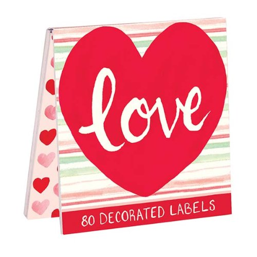 Love Book of Labels (Heather Label)