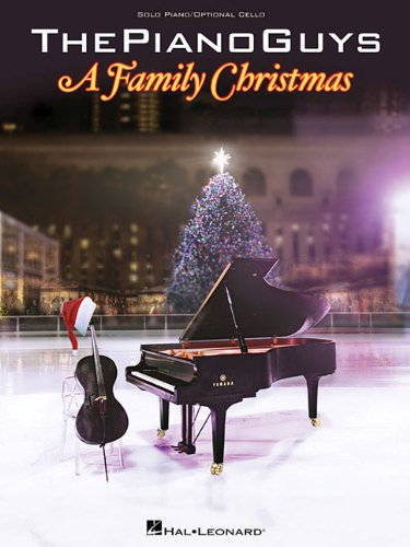 The Piano Guys - a Family Christmas  -Livre +Partition