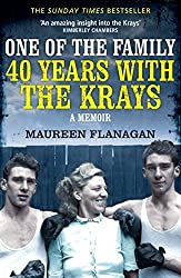 One of the Family: 40 Years with the Krays by Maureen Flanagan (2016-04-21)