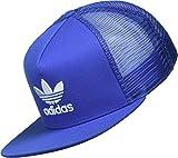 adidas Herren Trefoil Trucker Cap, Blue, OSFM