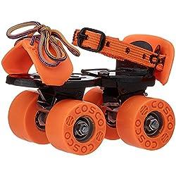 Cosco Zoomer Roller Skates, Junior 4-7 Years