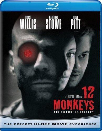 12 Monkeys [Blu-Ray] [Import Italien]