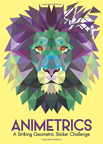 Animetrics: A Striking Geometric Sticker Challenge