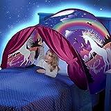 Dream Tent , YUYOUG Magical World Traum Zelt Zauberer Welt Kinder Spielzelte Bettzelt Kid's Fantasy Phantasie Haus von TiereFreund (Unicorn Fantasy)
