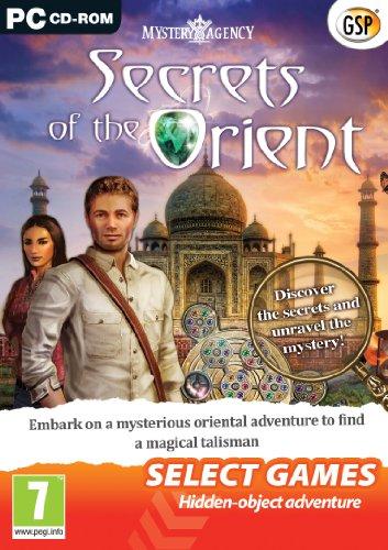 Preisvergleich Produktbild SELECT GAMES - Mystery Agency: Secrets of the Orient (PC DVD)