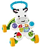 Fisher-Price First Steps Talking Zebra, Baby Walker Spanish version