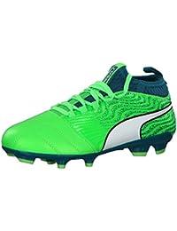 check out 7876e 97d82 Puma One 18.3 FG Jr, Chaussures de Football Mixte Enfant