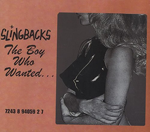 The Boy Who Wanted... - 5-zoll-slingback