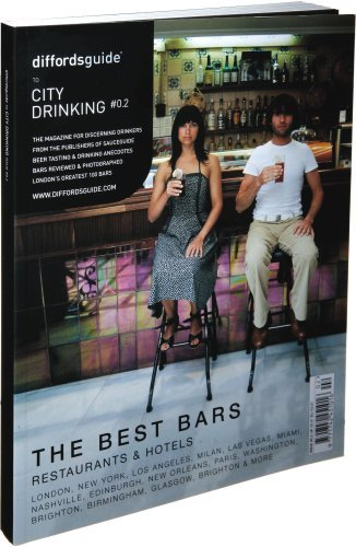 Diffords Guide to City Drinking 2 (diffordsguide/sauceguide) by Simon Difford (2005-05-23)