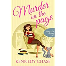 Murder on the Page (Cozy Murder Mystery) (Harley Hill Mysteries Book 2) (English Edition)