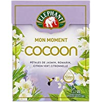 Eléphant Infusion Mon Moment Cocoon 25 Sachets Pyramides