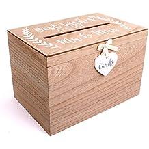 Geldbox Holz Geschenkbox Briefkasten Box Fur Geldgeschenke Karten