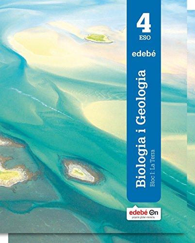 BIOLOGIA I GEOLOGIA 4 - 9788468318349
