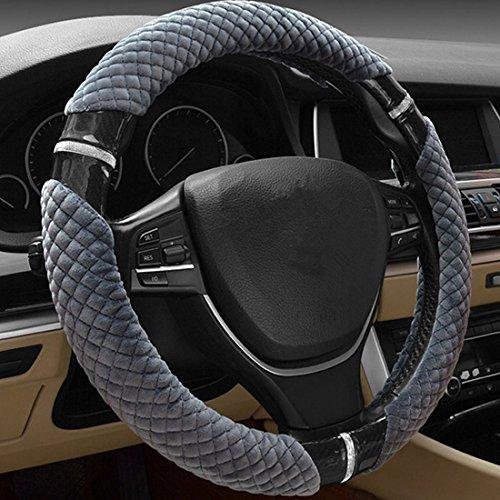 """Gomass Automotive-Volante, Peluche, 38,10 (15"""") universale cm"""