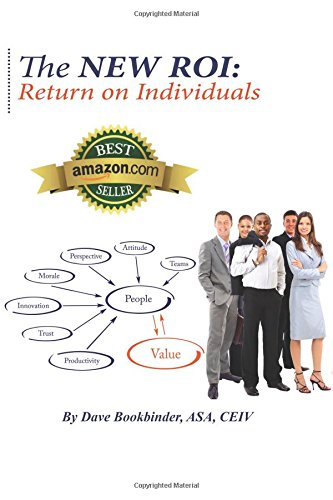Book cover image for The NEW ROI: Return on Individuals