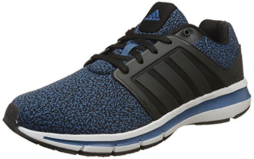 Adidas Men's Yaris M Corblu/Cblack/Corblu Running Shoes - 7 UK/India