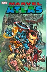 Marvel Atlas (Graphic Novel Pb) by Michael Hoskin (2008-07-09)