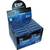 ESP Mix Pleasure - 36 (12x3) anregende Kondome - Sparpack! Wärme-Effekt, Aroma und Standard preisvergleich bei billige-tabletten.eu