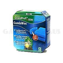 JBL CristalProfi e15/1900/1 CombiBloc, Set with pre-filter pads and filter foam pads for CristalProfi e