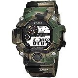 Hot Selling! YANG-YI SYNOKE Men's Multi Function Military Sports Watch LED Digital Dual Movement Watch