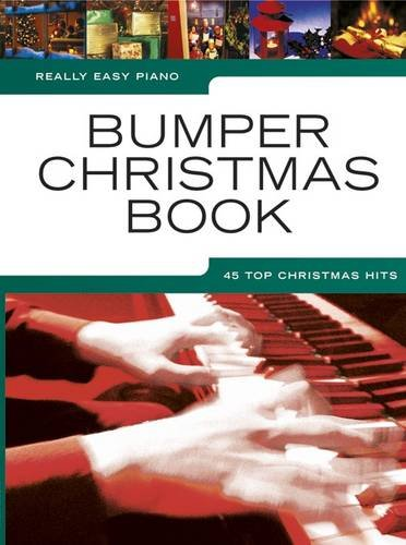 Really Easy Piano Bumper Christmas Book Piano Book