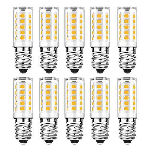 5x 2W E14 LED Emergency Ersatz Glühbirne Lampe Nachtlicht Warmweiß LED