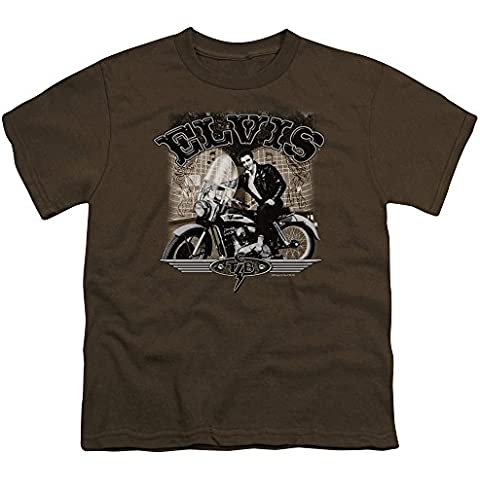 Elvis - Tcb Ciclo camiseta de la juventud en el café
