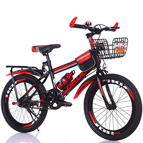 FJW Unisexo Bicicleta montaña Velocidad única 18
