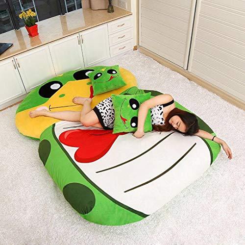Totoro colchón 130x 190cm de Soft épaissir Historieta, Tatami Dormitory colchón Dibujo...