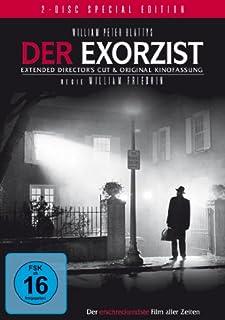Der Exorzist (Special Edtion) - 2DVD - Original Kinofassung & Extended Director's Cut [Special Edition]