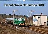 Eisenbahn Kalender 2019 - Oberlausitz und Nachbarländer (Wandkalender 2019 DIN A3 quer): Dampfloks, Dieselloks und Triebwagen in vier verschiedenen ... 14 Seiten ) (CALVENDO Hobbys)